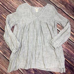 Sundance | Gray Light Weight Long shirt